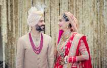 Sonam Kapoor Wedding Live Updates: See the first pictures