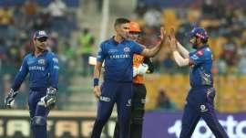 IPL 2021, SRH vs MI - Mumbai Indians knocked out of IPL despite win over Sunrisers Hyderabad