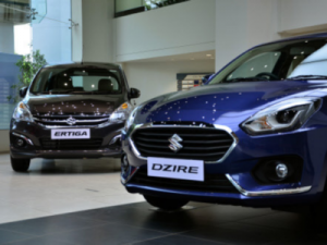 Maruti to phase out diesel models from April next year