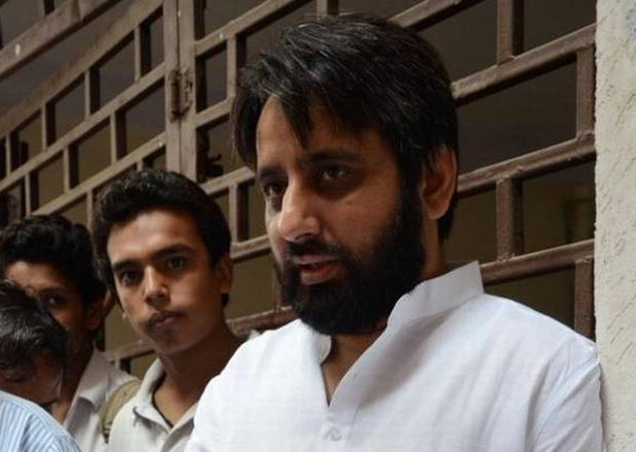 Delhi Assembly: BJP MLA uses objectionable word against