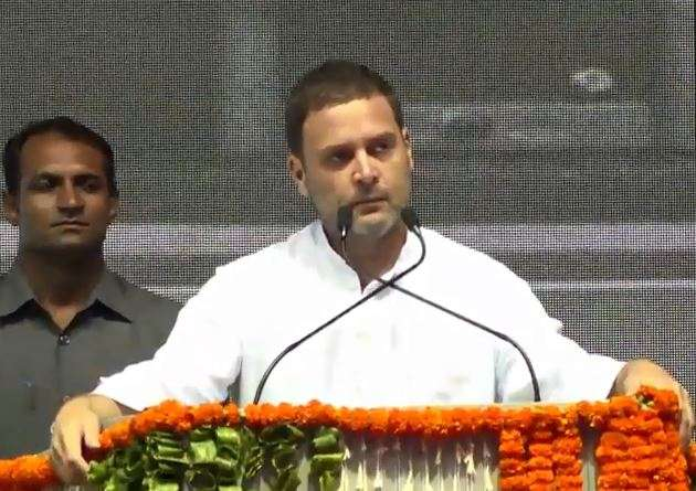 Congress President Rahul Gandhi met former Prime Minister