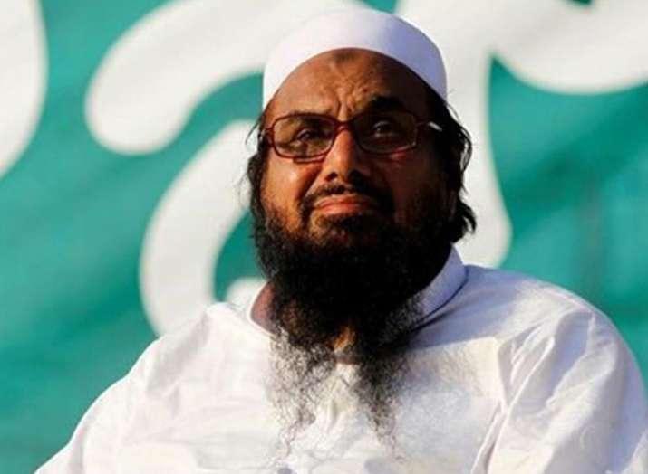 File photo of UN-designated terrorist Hafiz saeed