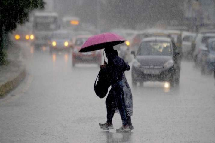 Rains are expected to continue till July 19.