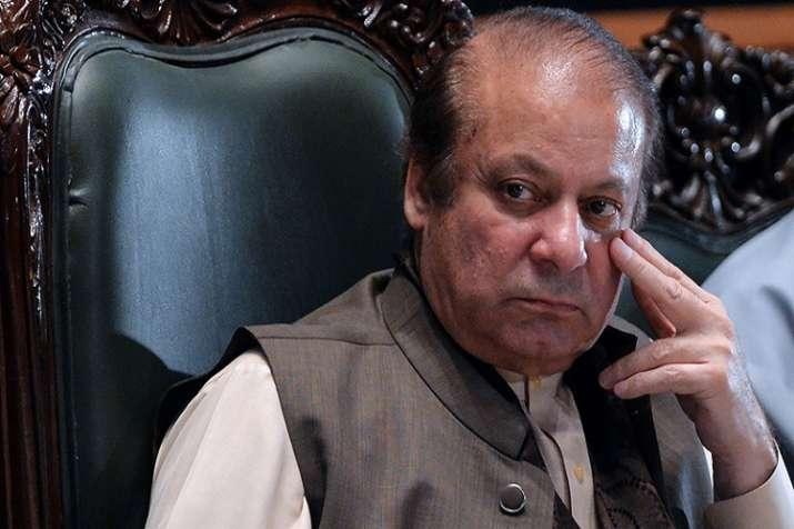 Ex-Pakistan Prime Minister Nawaz Sharif