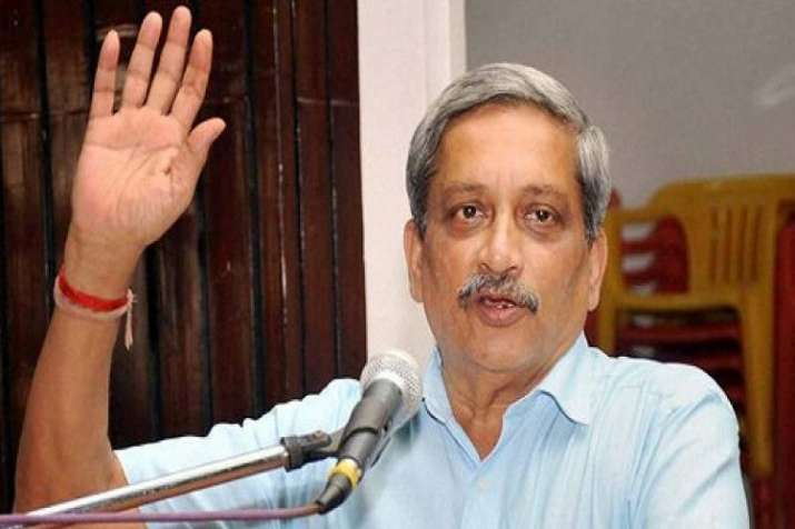 Speaking at the Goa IT event, Parrikar said that he had