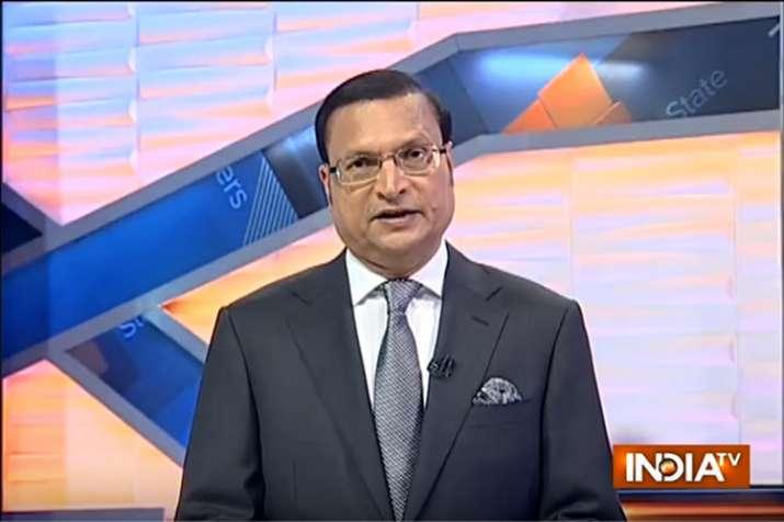 India TV Editor-in-chief Rajat Sharma (File photo)