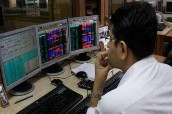 The 30-scrip Sensex, after opening on a strong footing,