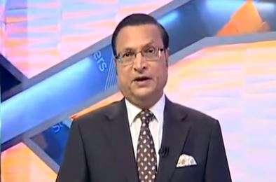 Opinion | Aaj ki Baat: Rajat Sharma on how Karunanidhi's