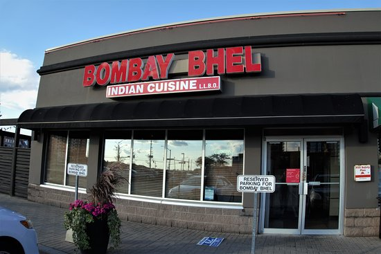 Bombay Bhel restaurant in Ontario
