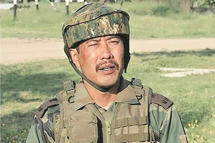 Major LeetulGogoi