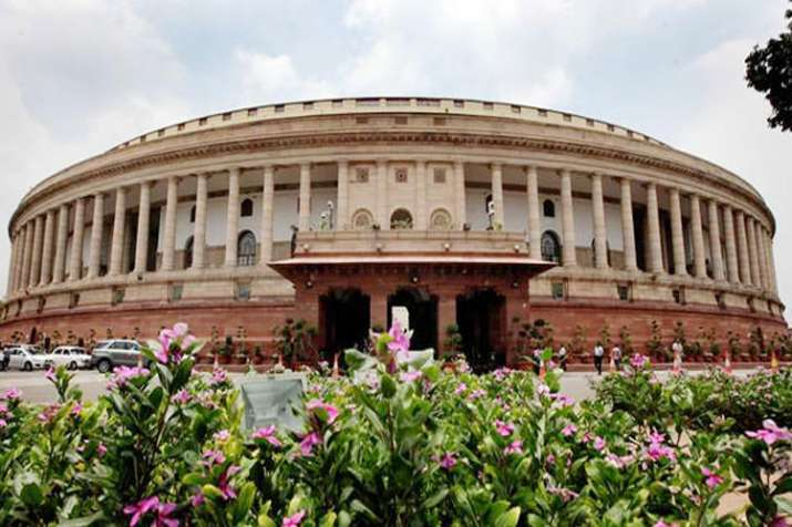 The Rajya Sabha adopted the bill along with the amendments