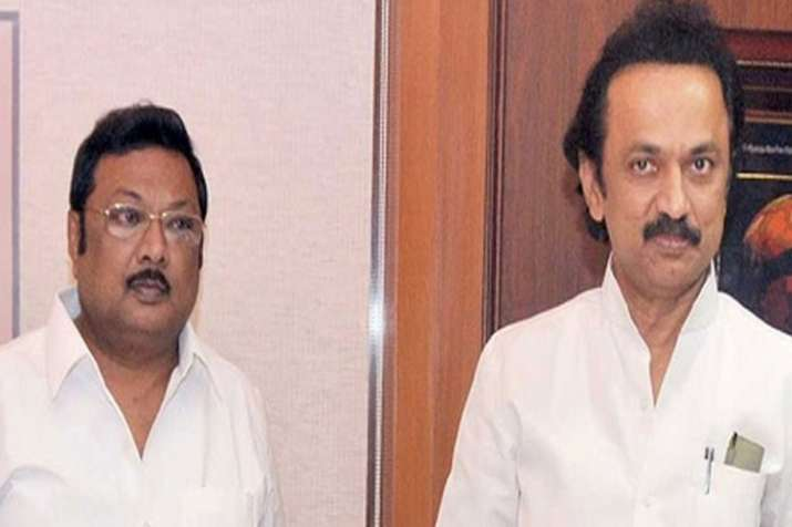 Karunanidhi's sons are locked in battle for the DMK's