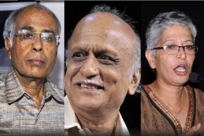 Narendra Dabholkar, MM Kalburgi and Gauri Lankesh.