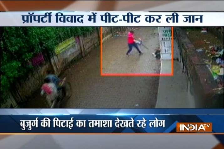 Allahabad retired policeman beaten to death