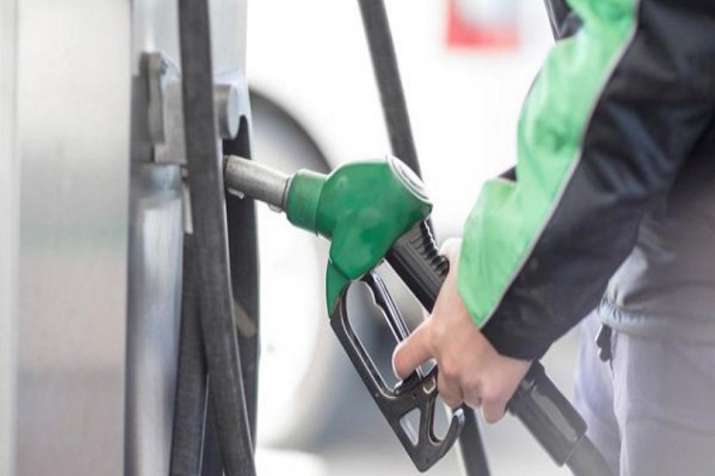 Fuel prices also witnessed considerable hike in Mumbai as