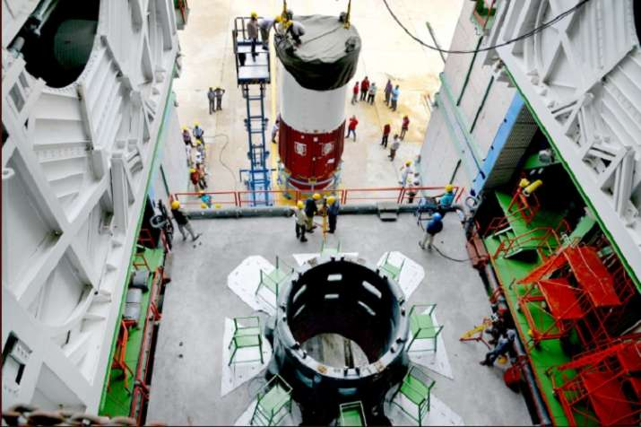 The rocket will blast off from ISRO's First Launch Pad at