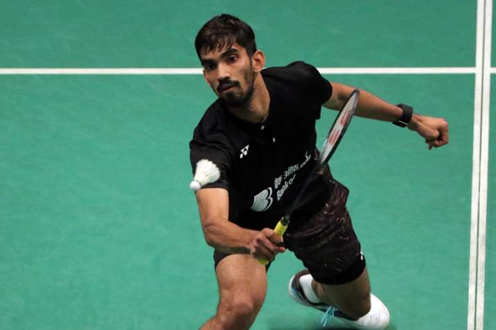 Kidambi Srikanth out, India's campaign ends in Japan Open
