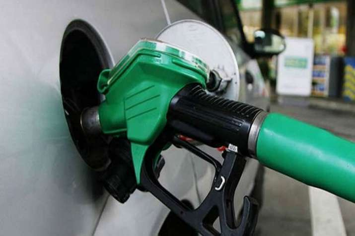 Meanwhile, diesel prices also continued to soar as it