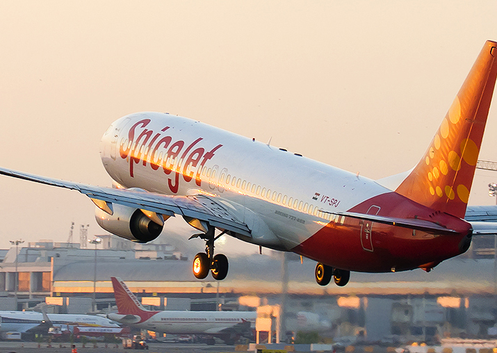 UP: SpiceJet opens five new air routes; concession for