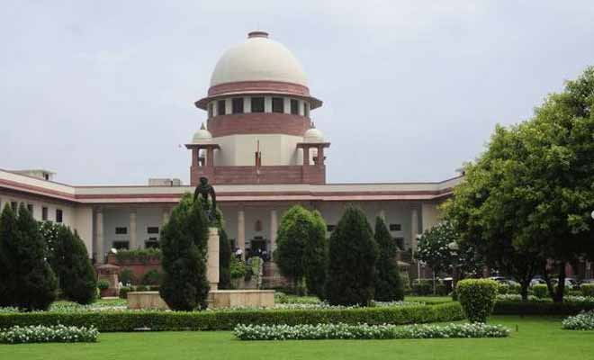 SC verdict on criminal antecedents today