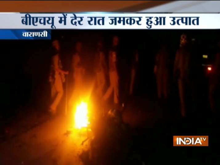 Varanasi: BHU students, junior doctors violent clash leaves