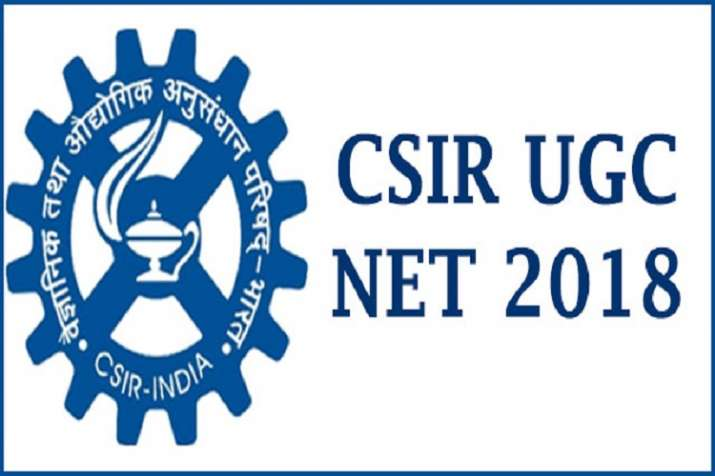 The registration process for CSIR UGC NET can be completed