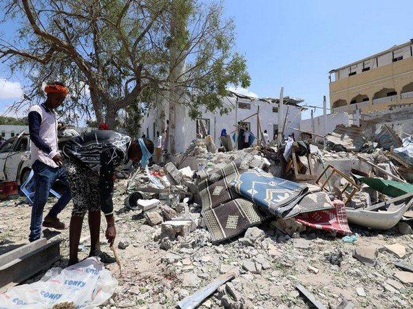 Suicide bombers walked into the two locations in the