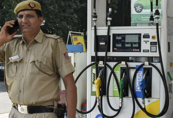 Petrol pump strike in Delhi