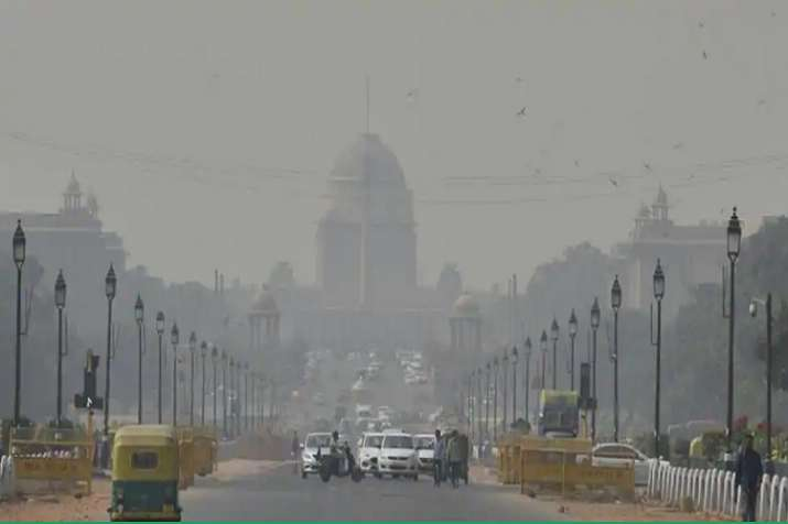 The Central Pollution Control Board recorded the overall