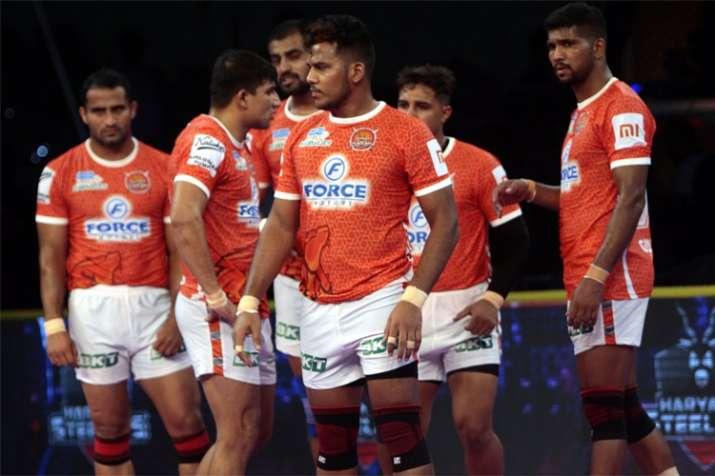 PKL 2018: Puneri Paltan beat Haryana Steelers 34-22
