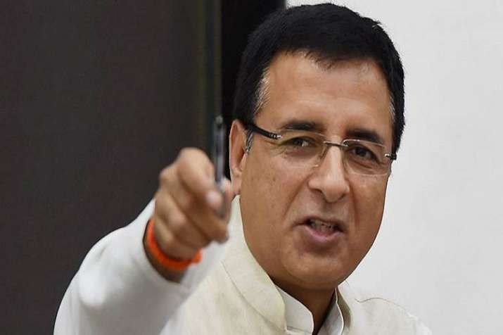 Congress leader Randeep Singh Surjewala said PM Modi put
