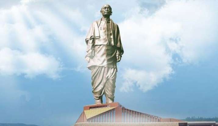 Statue of Unity will be unveiled by Prime Minister Narendra