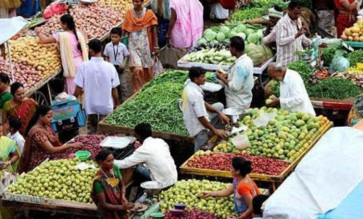 The Wholesale Price Index (WPI) based inflation stood at