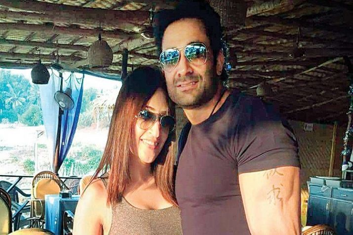 Anissia's husband Mayank Singhvi, employed with a software