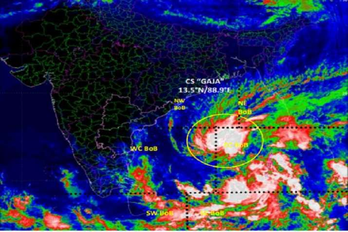 IMD further arned of heavy rainfall at isolated places,