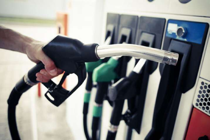 Petrol price in Delhi was cut by 50 paisa to Rs 73.57 per