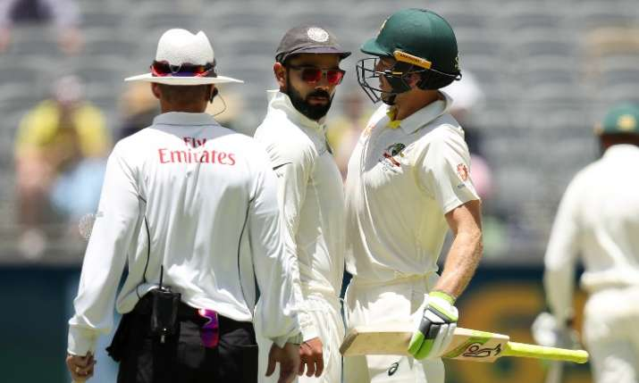 India recorded their first-ever Test series win Down Under
