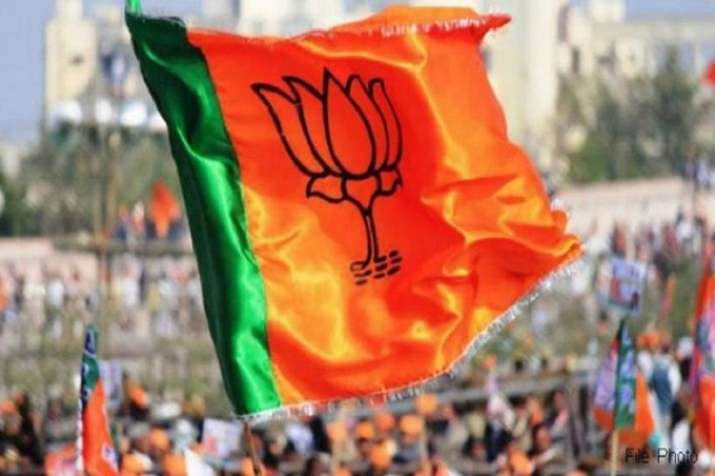 BJP bagged 8 seats in local body bypolls in Rajasthan.