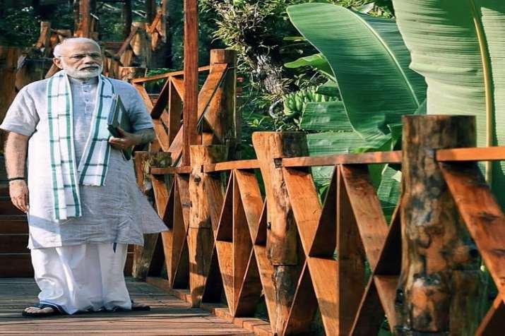 PM Modi in Port Blair.