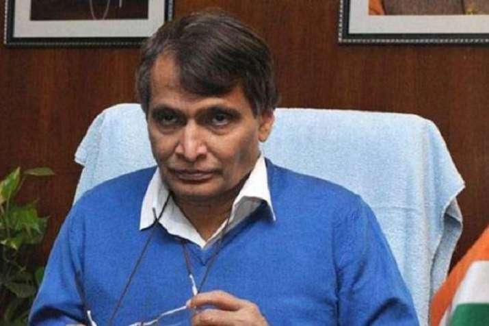 Commerce Minister Suresh Prabhu