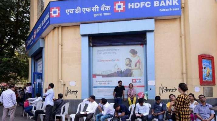 HDFC third quarter profit