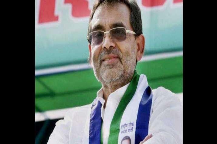 Rashtriya Lok Samta Party (RLSP) chief Upendra Kushwaha
