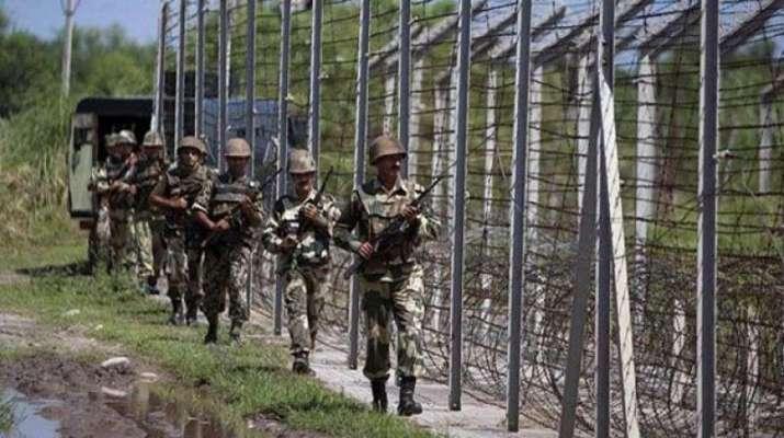 JK: Civilian killed after Pak Army violates ceasefire along