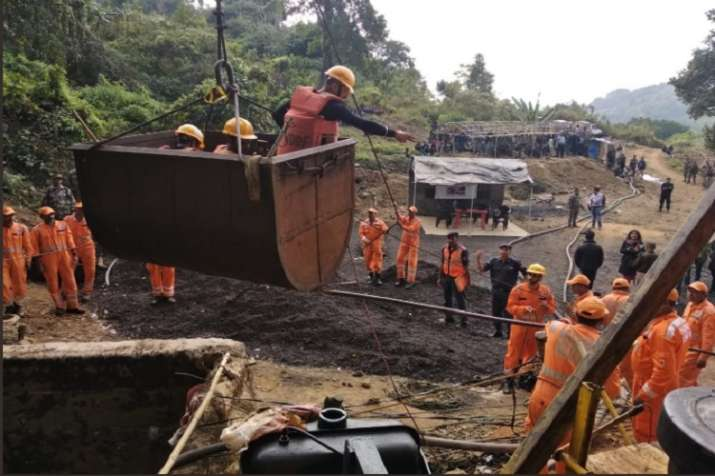Op is underway to rescue the 13 miners who've been trapped