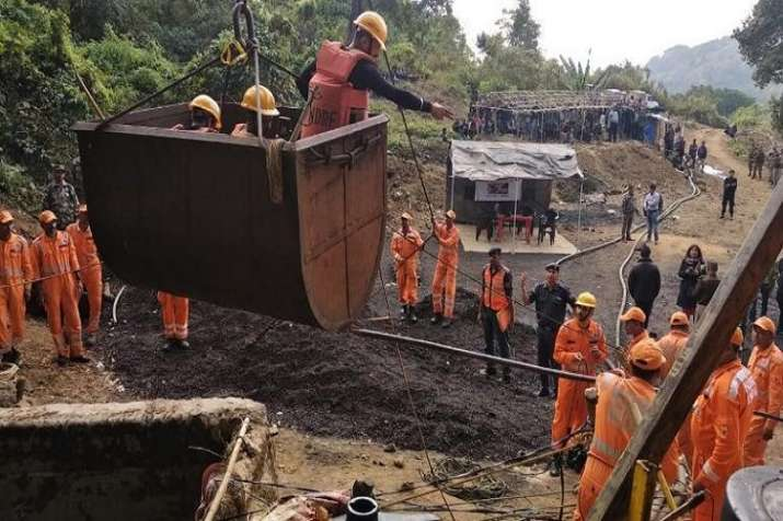 Operations are underway at Meghalaya mine.
