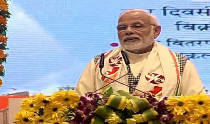 LIVE | PM Modi pushes for 'One district, One product' at