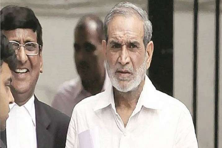 Sajjan Kumar was convicted and sentenced to life term for