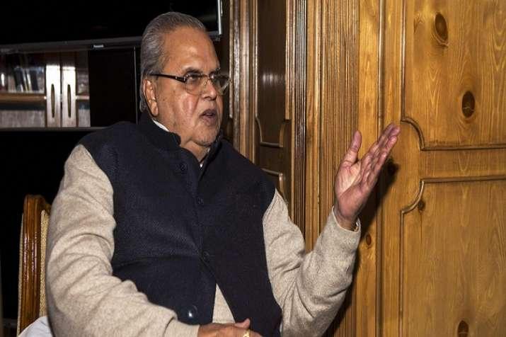 J-K Governor Satya Pal Malik