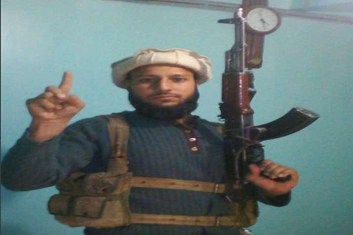 Wanted terrorist Reyaz Ahmed