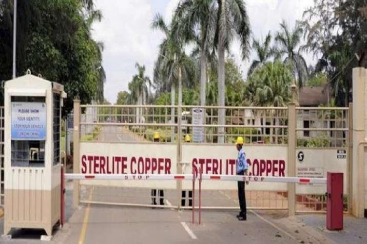 Sterlite Copper Plant